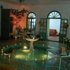 Отель Riad Agathe Марракеш бассейн фото 3