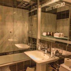 Hotel Cattaro 4* Стандартный номер с различными типами кроватей фото 17