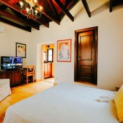 Отель Rodos Niohori Elite Suites комната для гостей фото 11