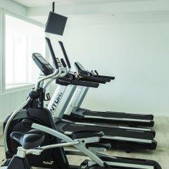 Отель MH Peniche фитнесс-зал фото 4