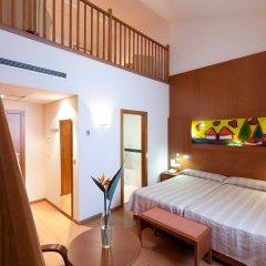 Отель Checkin Valencia Валенсия комната для гостей фото 4