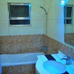 Al Qidra Hotel & Suites Aqaba ванная фото 2