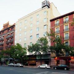 Отель H10 Puerta de Alcalá парковка