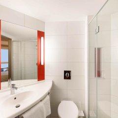 Отель ibis Leipzig City Германия, Лейпциг - отзывы, цены и фото номеров - забронировать отель ibis Leipzig City онлайн ванная