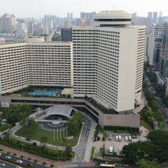 LN Garden Hotel Guangzhou Гуанчжоу фото 2