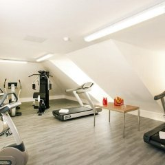 Отель Residhome Roissy-Park фитнесс-зал фото 2