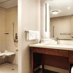 Отель Homewood Suites by Hilton Washington DC Capitol-Navy Yard США, Вашингтон - отзывы, цены и фото номеров - забронировать отель Homewood Suites by Hilton Washington DC Capitol-Navy Yard онлайн ванная