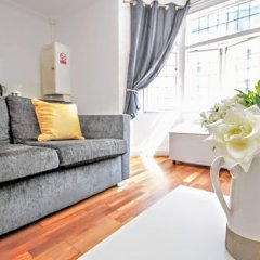 Апартаменты Celebrity Apartments Brighton Queens комната для гостей фото 3