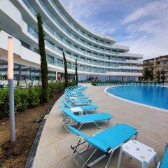 Отель RIU Hotel Astoria Mare - All Inclusive Болгария, Золотые пески - отзывы, цены и фото номеров - забронировать отель RIU Hotel Astoria Mare - All Inclusive онлайн бассейн фото 2