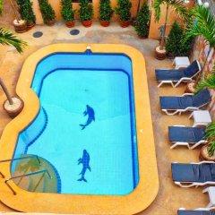 Отель Phratamnak Inn Таиланд, Паттайя - отзывы, цены и фото номеров - забронировать отель Phratamnak Inn онлайн бассейн фото 3
