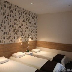 Отель Sun Hotel Бельгия, Брюссель - 1 отзыв об отеле, цены и фото номеров - забронировать отель Sun Hotel онлайн комната для гостей фото 5