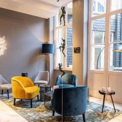 Hotel Sablon Bruges интерьер отеля