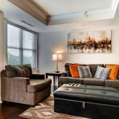 Отель Global Luxury Suites at Dupont Circle США, Вашингтон - отзывы, цены и фото номеров - забронировать отель Global Luxury Suites at Dupont Circle онлайн комната для гостей фото 3