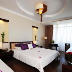 Orchid Hotel комната для гостей