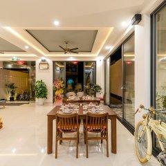 Отель Babylon Villa питание фото 3