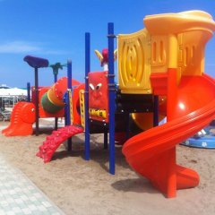 Hotel Villa Linda Риччоне детские мероприятия