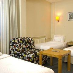 Hotel Ilkay 3* Стандартный номер с различными типами кроватей фото 3
