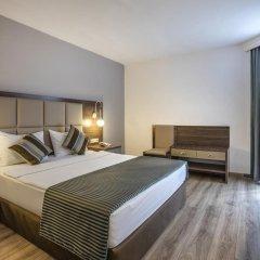 Отель Palm Wings Ephesus Beach Resort Торбали комната для гостей фото 2