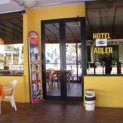 Hotel Adler питание фото 3