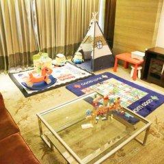 Отель Crowne Plaza Nanjing Jiangning удобства в номере фото 2