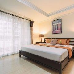 Отель CNC Heritage Таиланд, Бангкок - отзывы, цены и фото номеров - забронировать отель CNC Heritage онлайн комната для гостей фото 4