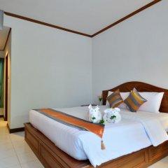 Отель First Bungalow Beach Resort комната для гостей фото 6