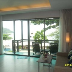 Отель Maya Koh Lanta Resort фитнесс-зал