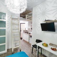Гостиница Калейдоскоп Дизайн в номере фото 2