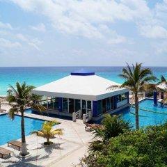 Апартаменты Apartment Solymar Cancun Beach пляж
