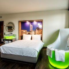 Travel24 Hotel Leipzig-City комната для гостей фото 4