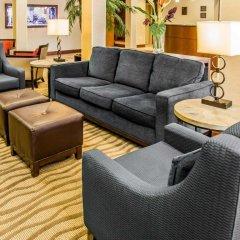 Отель Comfort Suites Sarasota - Siesta Key интерьер отеля фото 3