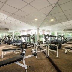 Отель Laguna Holiday Club Phuket Resort пляж Банг-Тао фитнесс-зал