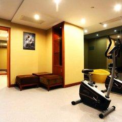 Shenzhen Sichuan Hotel Шэньчжэнь фитнесс-зал фото 2
