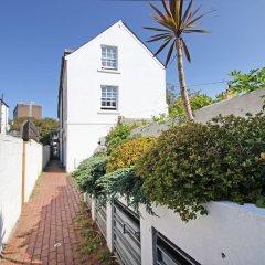 Апартаменты Modern Boho Studio - Central Brighton балкон