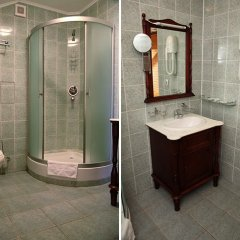 Гостиница Стромынка в Суздале - забронировать гостиницу Стромынка, цены и фото номеров Суздаль ванная