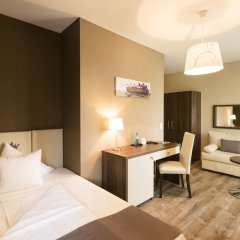 Empress Hotel Мюнхен комната для гостей фото 4