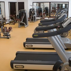 Grand Hotel Pomorie фитнесс-зал