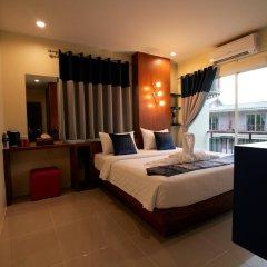 Calypso Patong Hotel 3* Улучшенный номер с различными типами кроватей