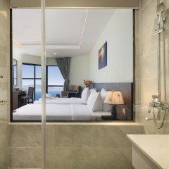 Отель Xavia Hotel Вьетнам, Нячанг - 1 отзыв об отеле, цены и фото номеров - забронировать отель Xavia Hotel онлайн ванная