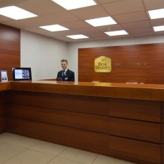 Best Western Hotel Portos интерьер отеля