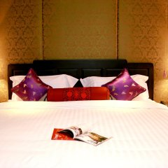 Shanghai Mansion Bangkok Hotel 4* Стандартный номер с различными типами кроватей фото 2