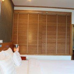 A25 Hotel Phan Chu Trinh сейф в номере