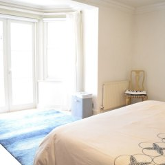 Апартаменты 2 Bedroom Apartment With Garden Near Maida Vale комната для гостей фото 5