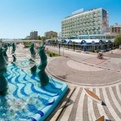 Hotel Mediterraneo пляж фото 2