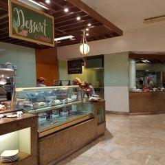 Отель Marco Polo Plaza Cebu Филиппины, Лапу-Лапу - отзывы, цены и фото номеров - забронировать отель Marco Polo Plaza Cebu онлайн питание фото 3