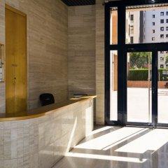 Отель ApartUP Francia Views Испания, Валенсия - отзывы, цены и фото номеров - забронировать отель ApartUP Francia Views онлайн интерьер отеля