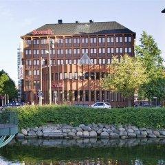 Отель Scandic Malmö City Мальме приотельная территория фото 2