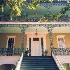 Отель Duff Green Mansion балкон