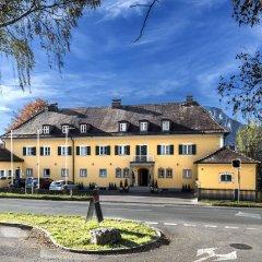 Отель Restaurant Villa Flora Аниф вид на фасад