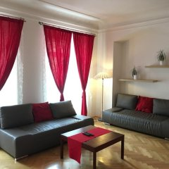 Отель Charles Bridge Apartments Чехия, Прага - отзывы, цены и фото номеров - забронировать отель Charles Bridge Apartments онлайн комната для гостей фото 4